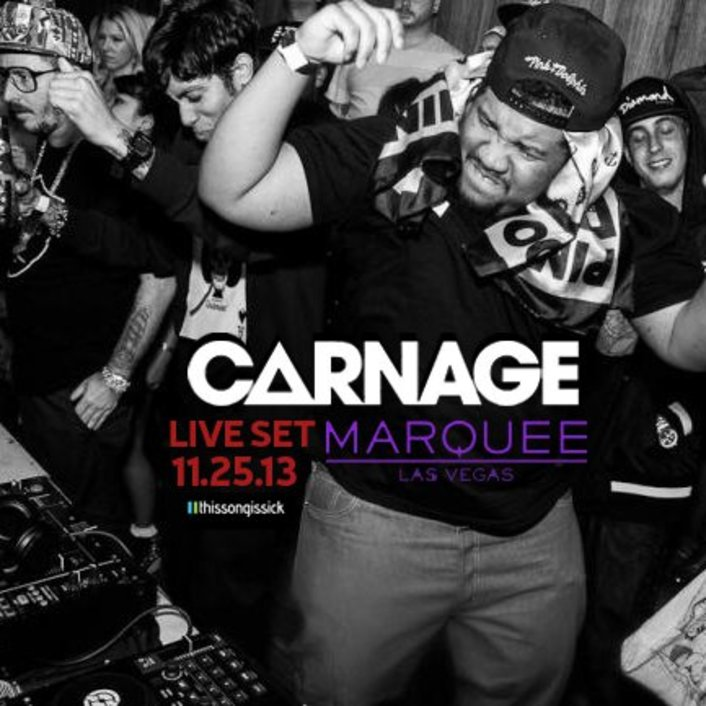 [PREMIERE] Carnage Releases Huge Full Set From Marquee Las Vegas [Free Download] - Featured Image
