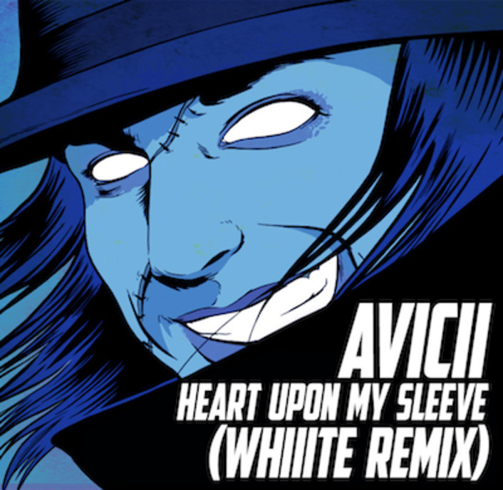[PREMIERE] Avicii - Heart Upon My Sleeve (Whiiite Remix) : Trap / Electro [Free Download] - Featured Image