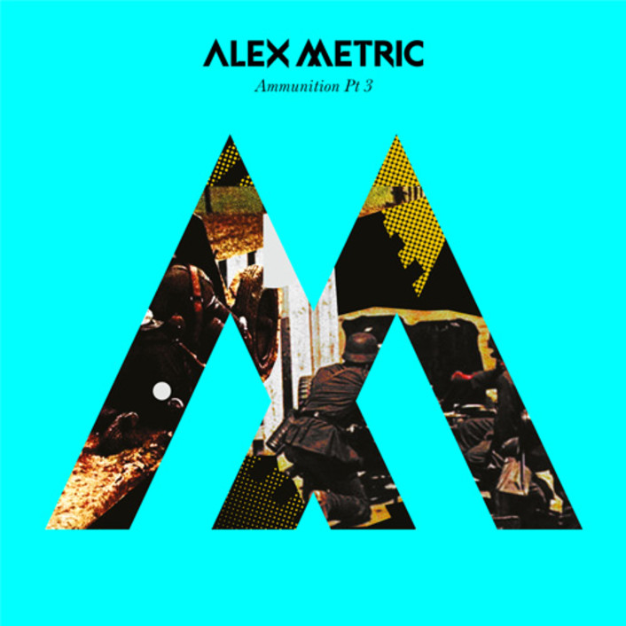 Alex Metric - Rave Weapon 2 : House / Techno / Garage [OWSLA] [TSIS PREMIERE] - Featured Image
