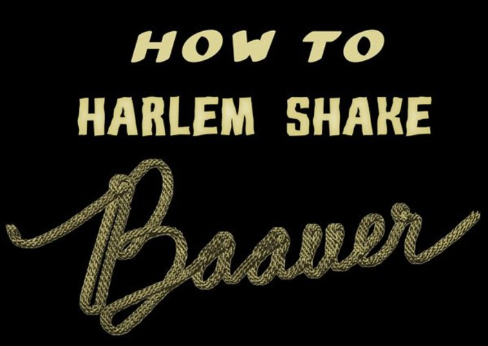 """Harlem Shake Video"" Turns into Viral Sensation : Origination, + 'How To Harlem Shake', and + 'Best Of' - Featured Image"