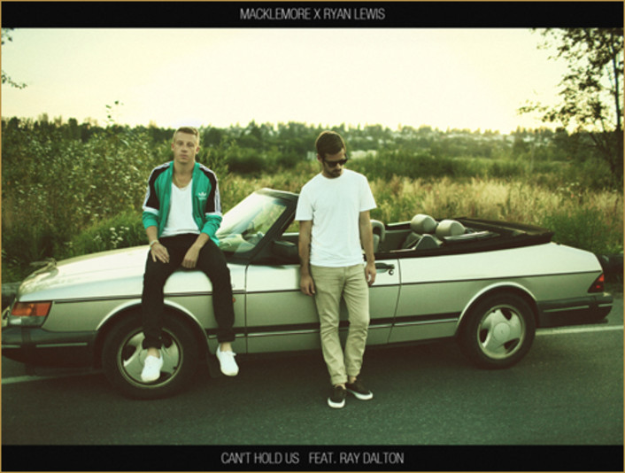 Macklemore & Ryan Lewis - Can't Hold Us ft. Ray Dalton : Sick Hip Hop Song with Amazing Production - Featured Image