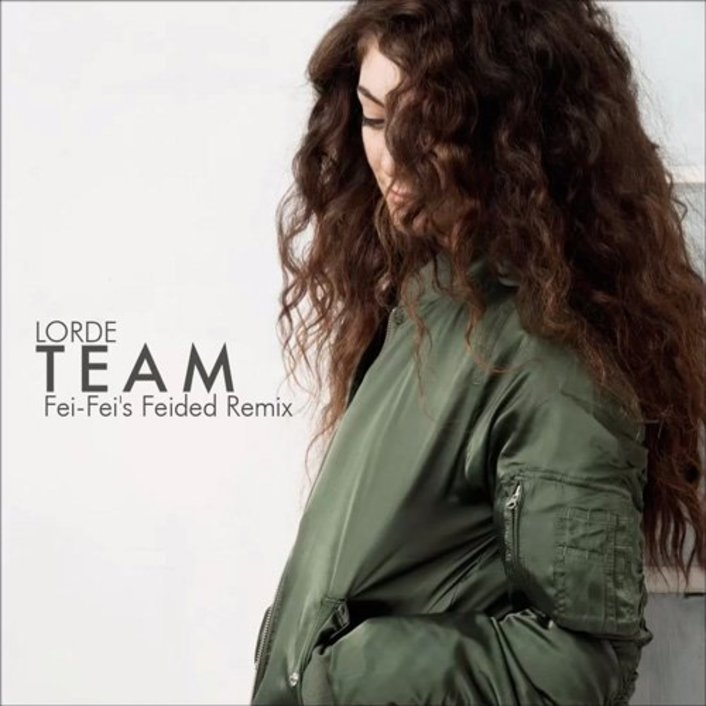 [PREMIERE] Lorde - Team (Fei-Fei's Feided Remix) : Indie / Trap [Free Download] - Featured Image