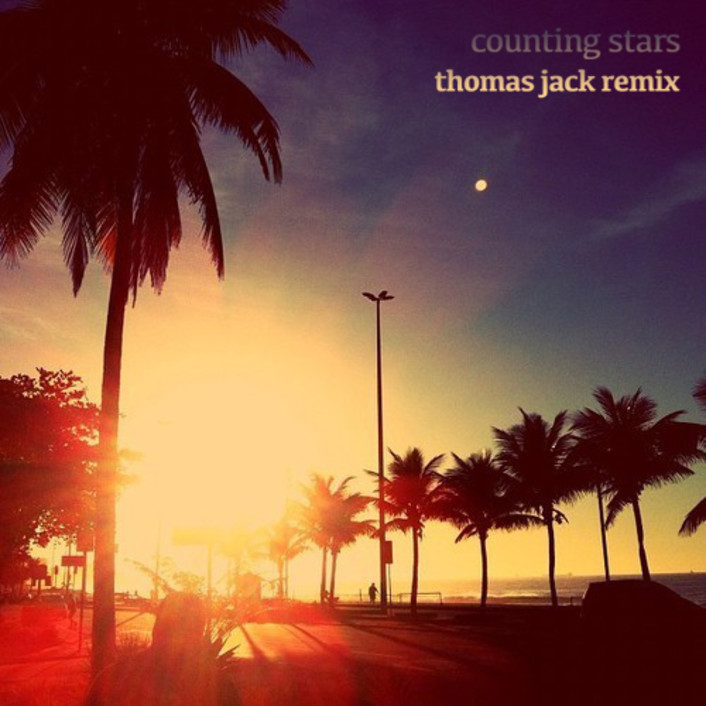 Counting Stars (Thomas Jack Remix) - One Republic : Chill House / Indie Remix [Free Download] - Featured Image