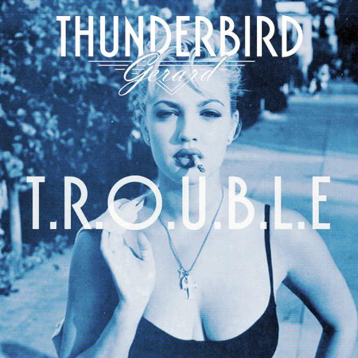 Thunderbird Gerard  - T.R.O.U.B.L.E. : Hip-Hop [Free Download] [TSIS PREMIERE] - Featured Image