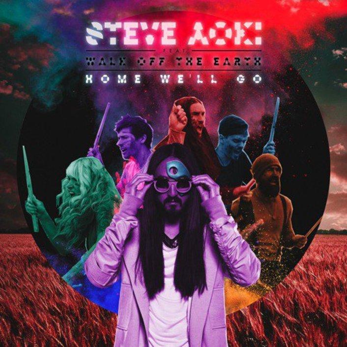 [PREMIERE] Steve Aoki - Home We'll Go (Pham Remix) : Refreshing Future Bass - Featured Image