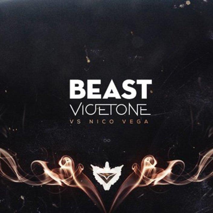 Vicetone vs Nico Vega - Beast (Original Mix) : Incredible Live Band / Progressive House Anthem [Free Download] [TSIS PREMIERE] - Featured Image