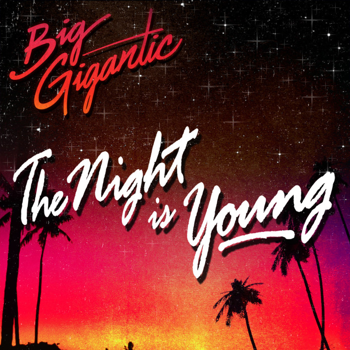Big Gigantic - The Night Is Young : Incredible Electro-Soul / Bass Album [Free Download] - Featured Image