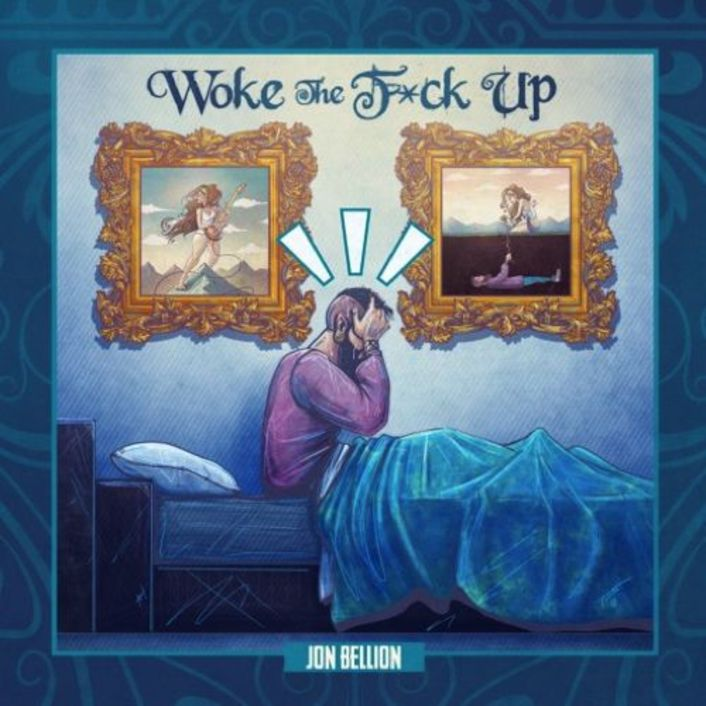 Jon Bellion - Woke The F*ck Up : Incredible Indie / Hip-Hop / R&B Fusion - Featured Image