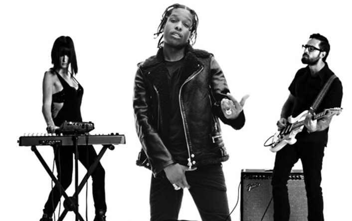 Listen to A$AP Rocky's Freestyle Over Phantogram - Featured Image