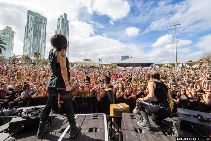 Krewella Ultra Music Festival 2013 Live Set : Huge Live Set ft. Unreleased Collaborations and Originals - Featured Image