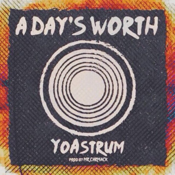 [PREMIERE] YoAstrum - A Day's Worth (Prod. By Mr. Carmack) : Must Hear Soulful Hip-Hop / Future-Bass - Featured Image