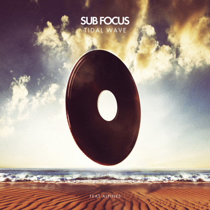 Sub Focus - Tidal Wave (Flosstrdamus Remix) : Smooth Chilled Out Trap / Drum and Bass Remix - Featured Image