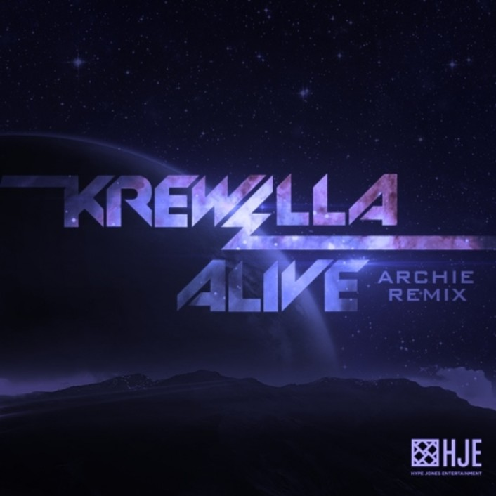 Krewella - Alive (Archie Remix) : Heavy Progressive House Remix - Featured Image