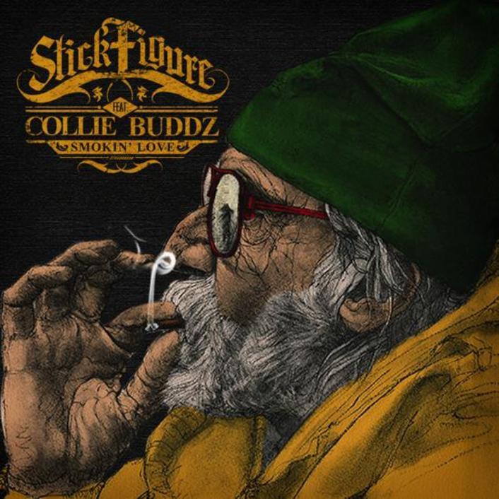 Stick Figure - Smokin' Love (Ft. Collie Buddz) : Incredible Reggae Collaboration - Featured Image