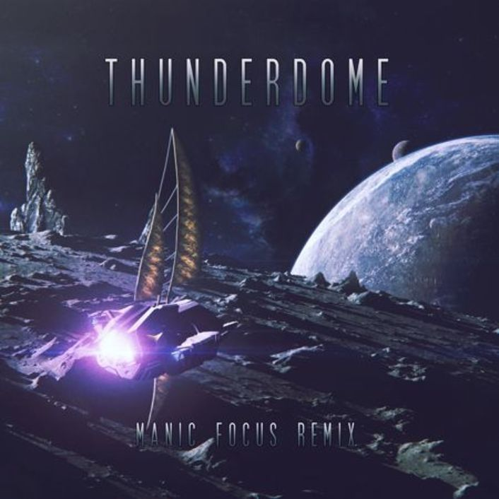 Minnesota & G JONES - Thunderdome (Manic Focus Remix) : Melodic Electro-Soul  - Featured Image