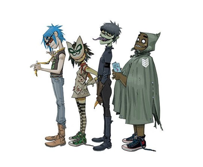 Gorillaz Are Coming Back And Have Plans For A New Album - Featured Image