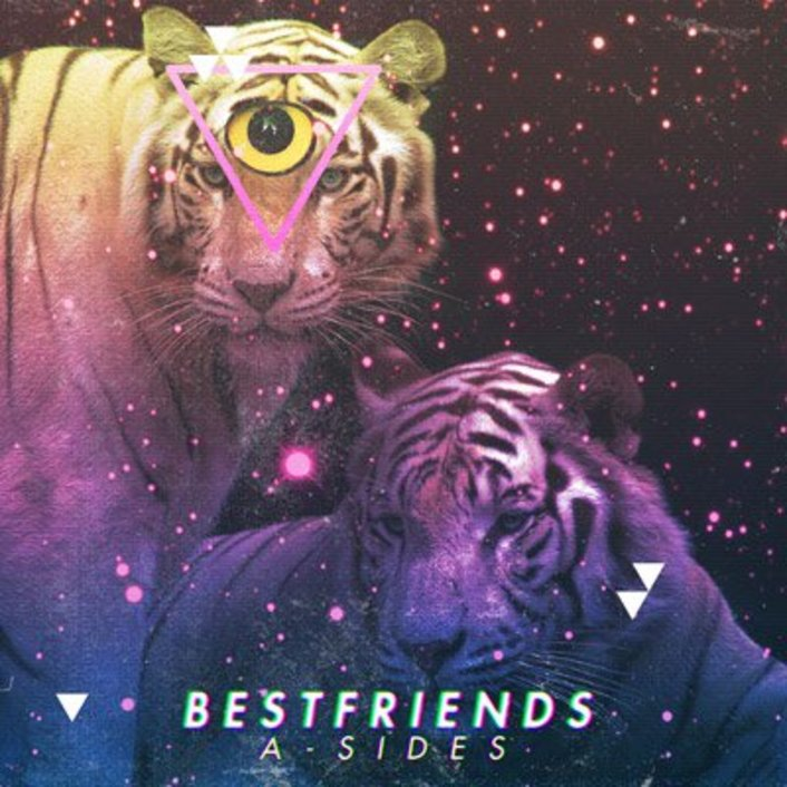 Bestfriends - A-Sides : Chill Electro Indie Pop [TSIS PREMIERE] - Featured Image