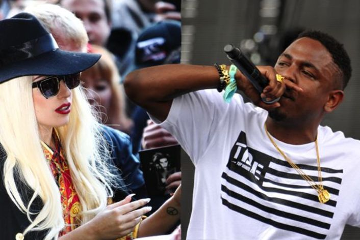 Kendrick Lamar ft. Lady Gaga - Partynauseous - Featured Image
