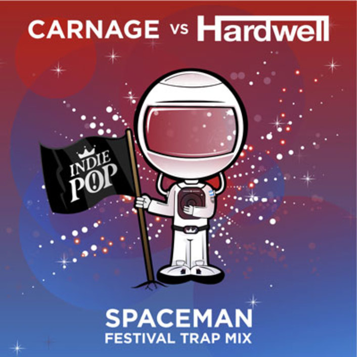 [TSIS PREMIERE] Hardwell - Spaceman (Carnage Festival Trap Remix) : Insane Trap / Dubstep Remix - Featured Image