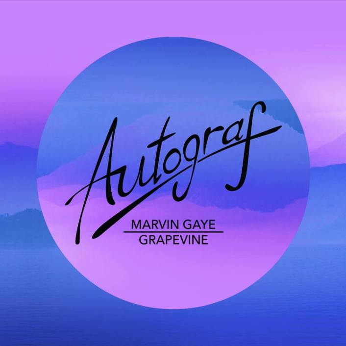 [PREMIERE] Marvin Gaye's 'Grapevine' Gets A Chill House Remix From Autograf  [Free Download] - Featured Image