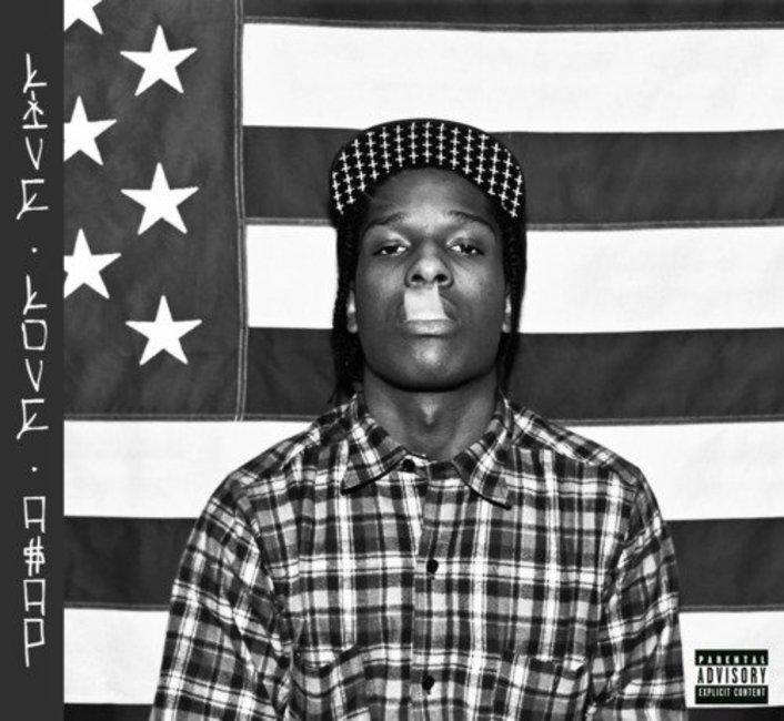 ASAP Rocky - Live.Love.A$AP : New Hip Hop Mixtape - Featured Image