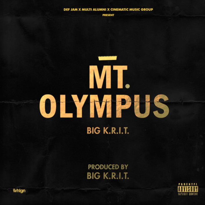 "Big K.R.I.T. Releases Incredible New Song ""Mt. Olympus"" [Free Download] - Featured Image"