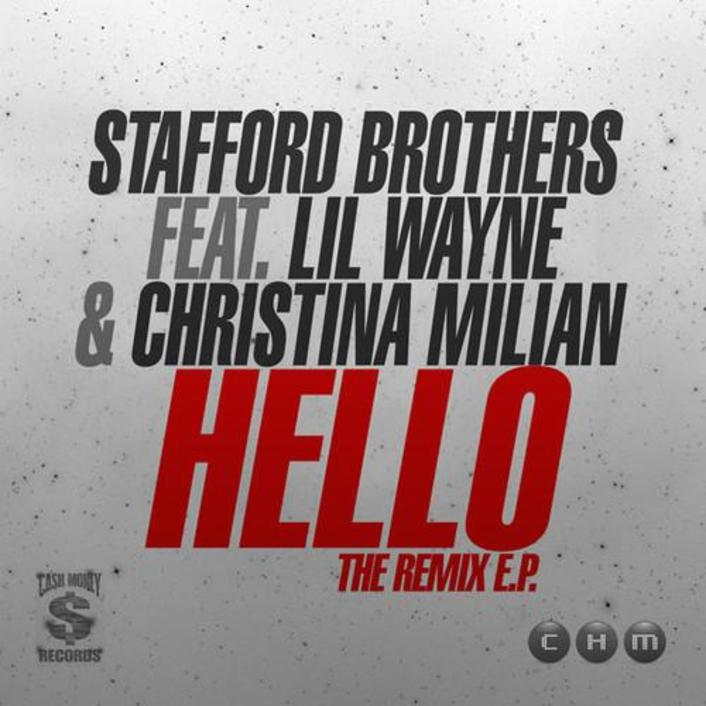 Stafford Brothers feat. Lil Wayne & Christina Milian - Hello Remixes (Remix EP) (Exclusive Free Download) : Feat. Morten Breum, Albin Myers, MOTi, Candyland, Dannic, Will Sparks [TSIS EXCLUSIVE] - Featured Image