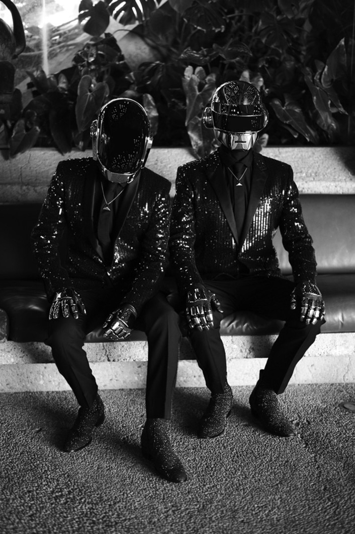 Daft Punk talk on remixing their own new album, potential touring plans and inspiration for new album in first recorded interview in 6 years with Pete Tong from BBC Radio 1 - Featured Image