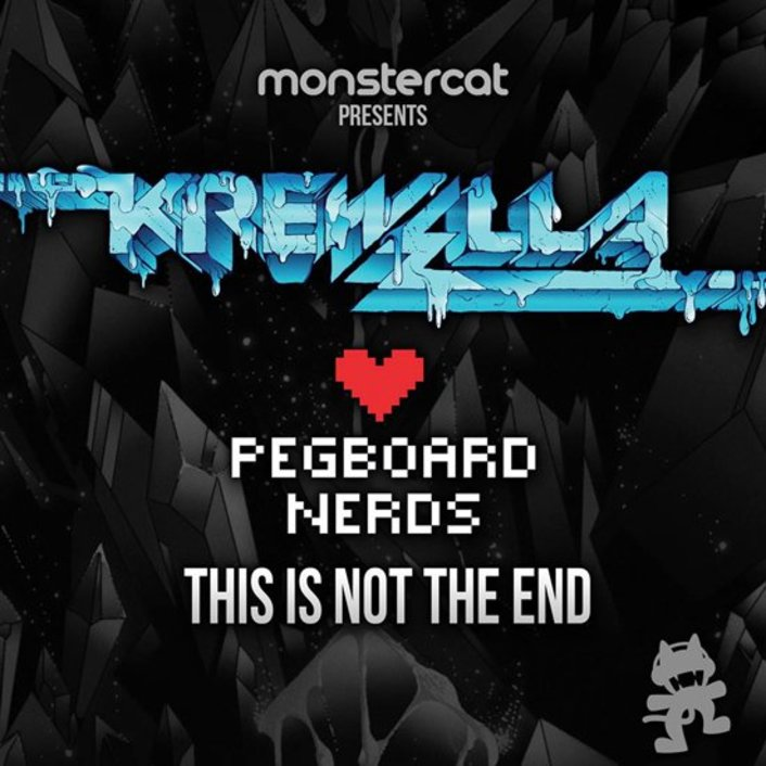 Krewella & Pegboard Nerds - This Is Not The End : Huge Bass / Dubstep Collaboration [Free Download] - Featured Image