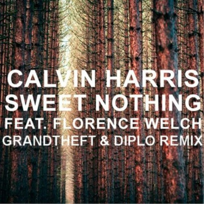 Calvin Harris - Sweet Nothing ft. Florence Welch (Diplo & Grandtheft Remix) : Must Hear Official Trap Remix - Featured Image