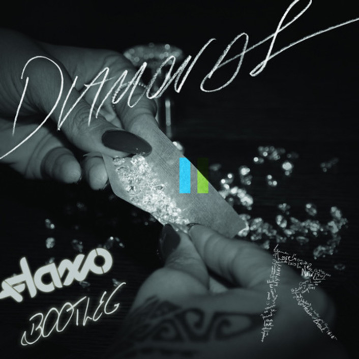 Rihanna - Diamonds (Flaxo Stadium Bootleg) : Massive Trap Remix [TSIS PREMIERE] - Featured Image