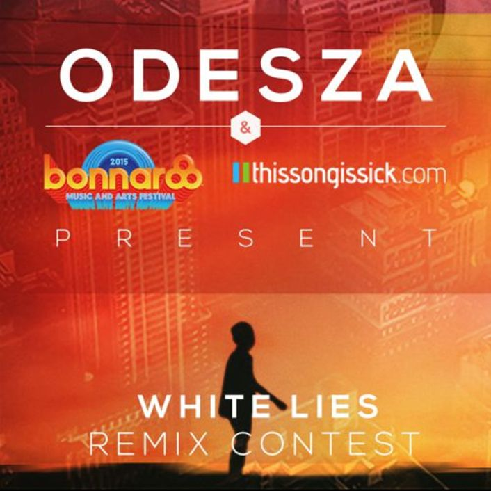 "ODESZA, Bonnaroo & TSIS Launch Remix Competition For ""White Lies"" With Winner Playing At Bonnaroo - Featured Image"