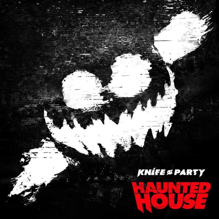 Knife Party - Haunted House EP : Full EP Now Available - Featured Image