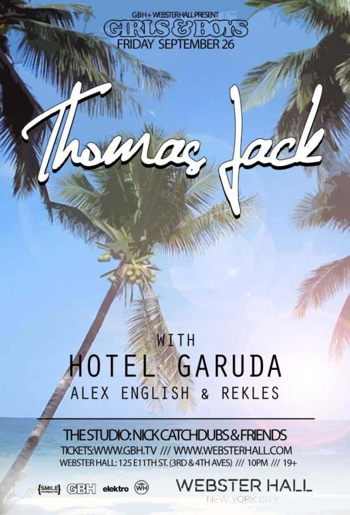 Of Monsters And Men - Little Talks (Thomas Jack Remix) + US Tour : Tropical House [Free Download] - Featured Image