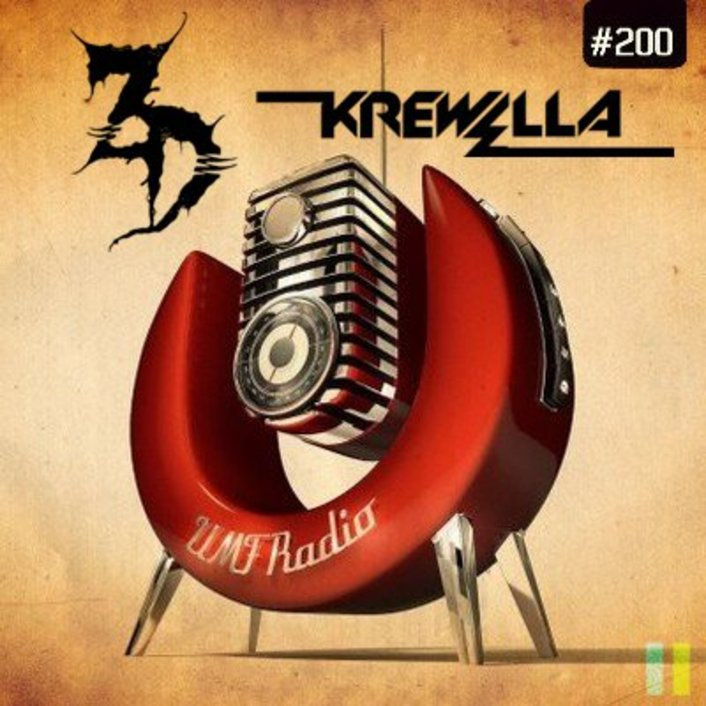 Krewella & Zeds Dead UMF Radio 2 Hour Mix  - Featured Image