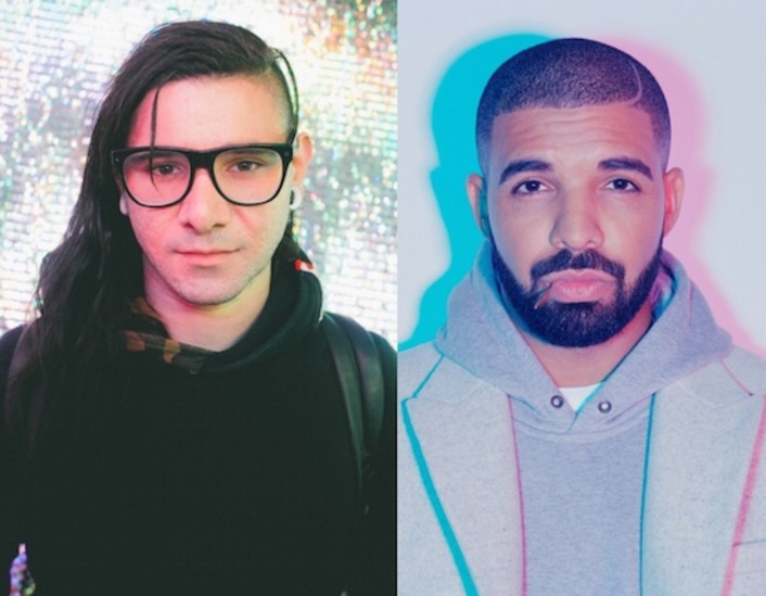 "Skrillex Made The Perfect ""Hotline Bling"" Mash Up With ""Summit"" & Rihanna's ""BBHMM"" - Featured Image"