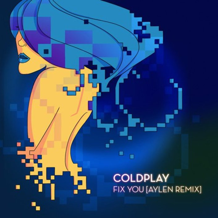 Coldplay - Fix You (Aylen Remix) : Smooth Chill Dubstep Remix [Free Download] - Featured Image