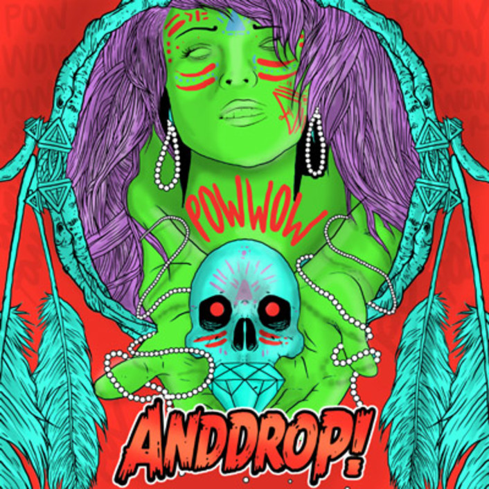 Anddrop! – Pow Wow (Original Mix) : Funky Electro House Original [Free Download] [TSIS PREMIERE]    - Featured Image