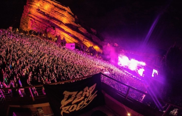 "Win A Super VIP Flyaway Trip To ""Dead Rocks"" at Red Rocks Amphitheater Ft. Zeds Dead, Tchami, Nghtmre, Lil Dicky & More - Featured Image"