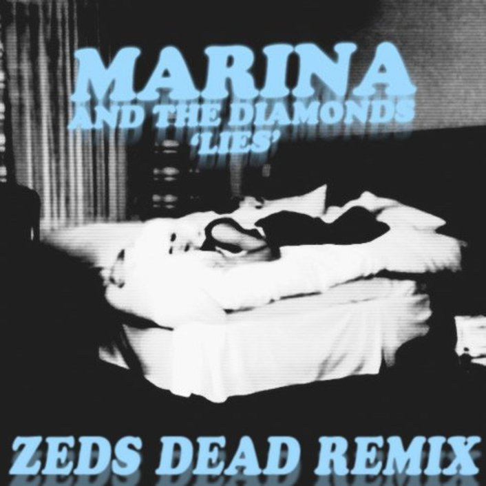 Marina and the Diamonds - Lies (Zeds Dead Remix) : Indie / Electronica Remix [Free Download] [TSIS PREMIERE] - Featured Image