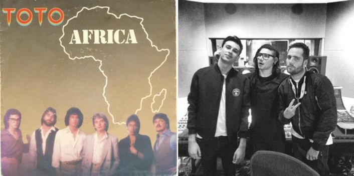 "Skrillex And What So Not Are Working With Toto, The Artist Who Wrote ""Africa"" - Featured Image"