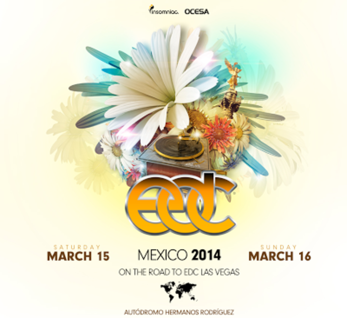 [BREAKING] EDC Mexico 2014 Announced With Dates - Featured Image
