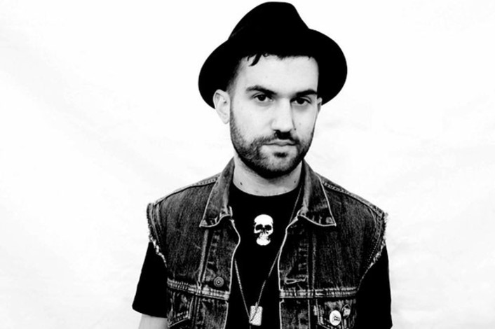A-Trak w/ White Background