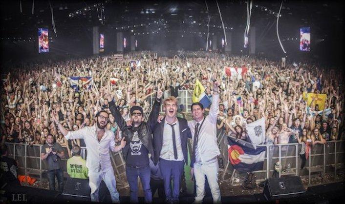 Big GrizMatik Will Reunite To Headline Summercamp Music Festival 2016 - Featured Image