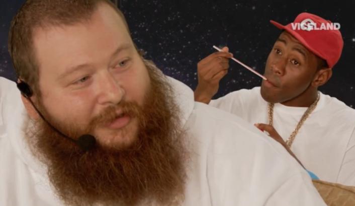 Bronson + Tyler, The Creator