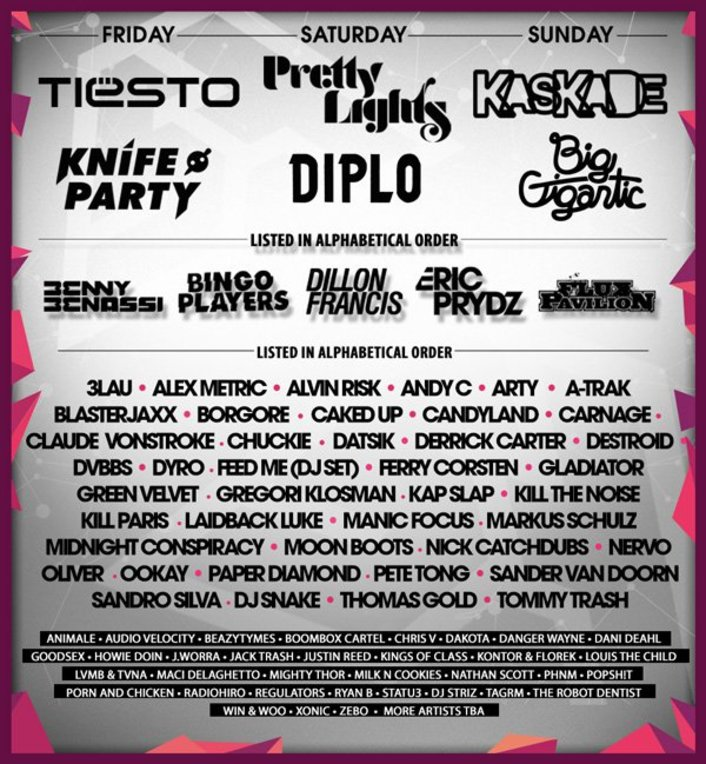 Spring Awakening Music Festival 2014 Releases Jaw Dropping Lineup - Featured Image