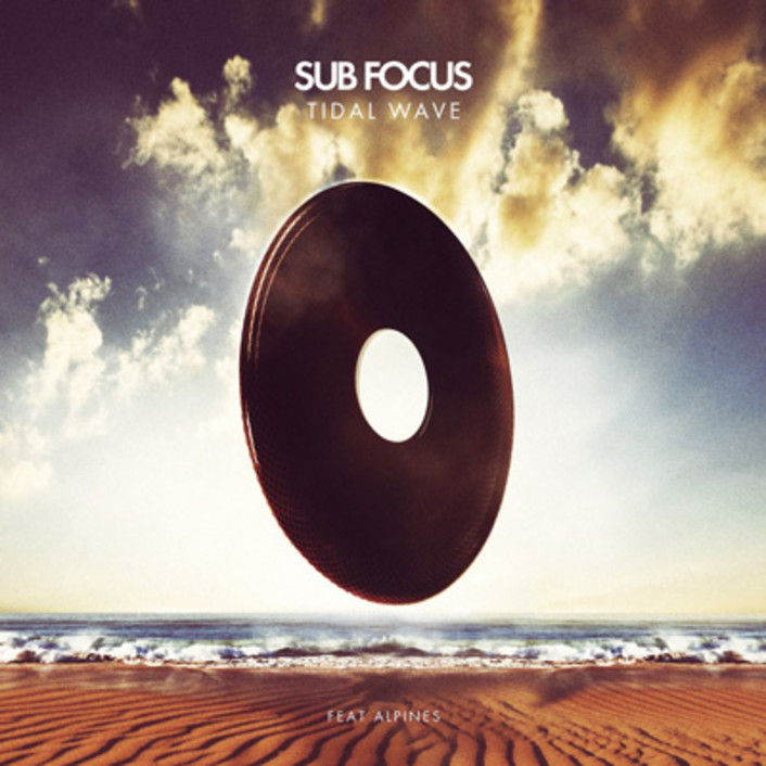 Sub Focus - Tidal Wave (Ft. Alpines) (Flosstradamus Remix) : Smooth Trap / Drum and Bass Remix (Full Version) - Featured Image