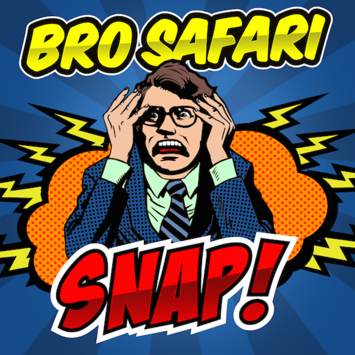 """[PREMIERE] Bro Safari Releases New Song """"Snap"""" As Free Download - Featured Image"""