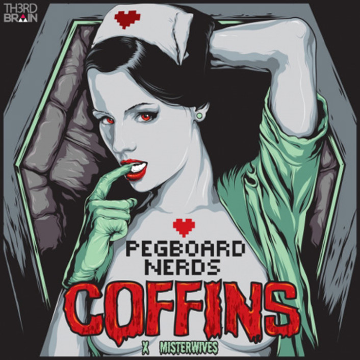 Pegboard Nerds x Misterwives - Coffins : Heavy Drumstep Original [Free Download] - Featured Image
