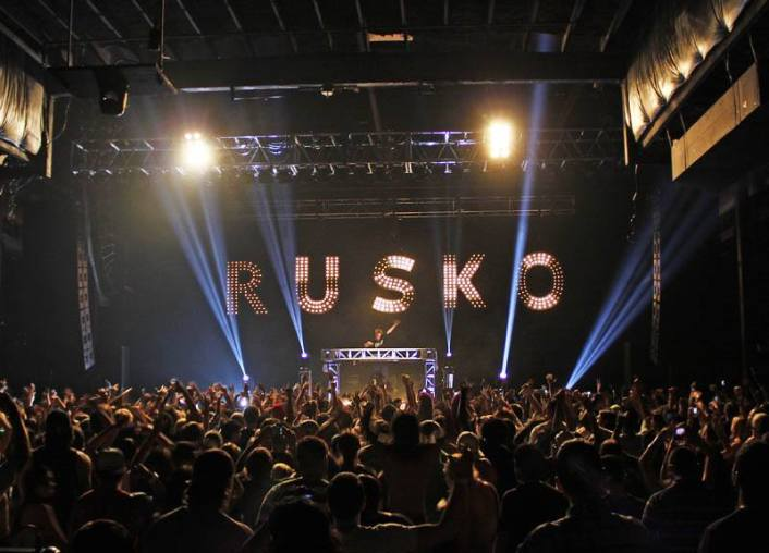 """Rusko Releases Brand New Unexpected Future Bass Single """"Sunshower"""" and Upcoming EP Details - Featured Image"""